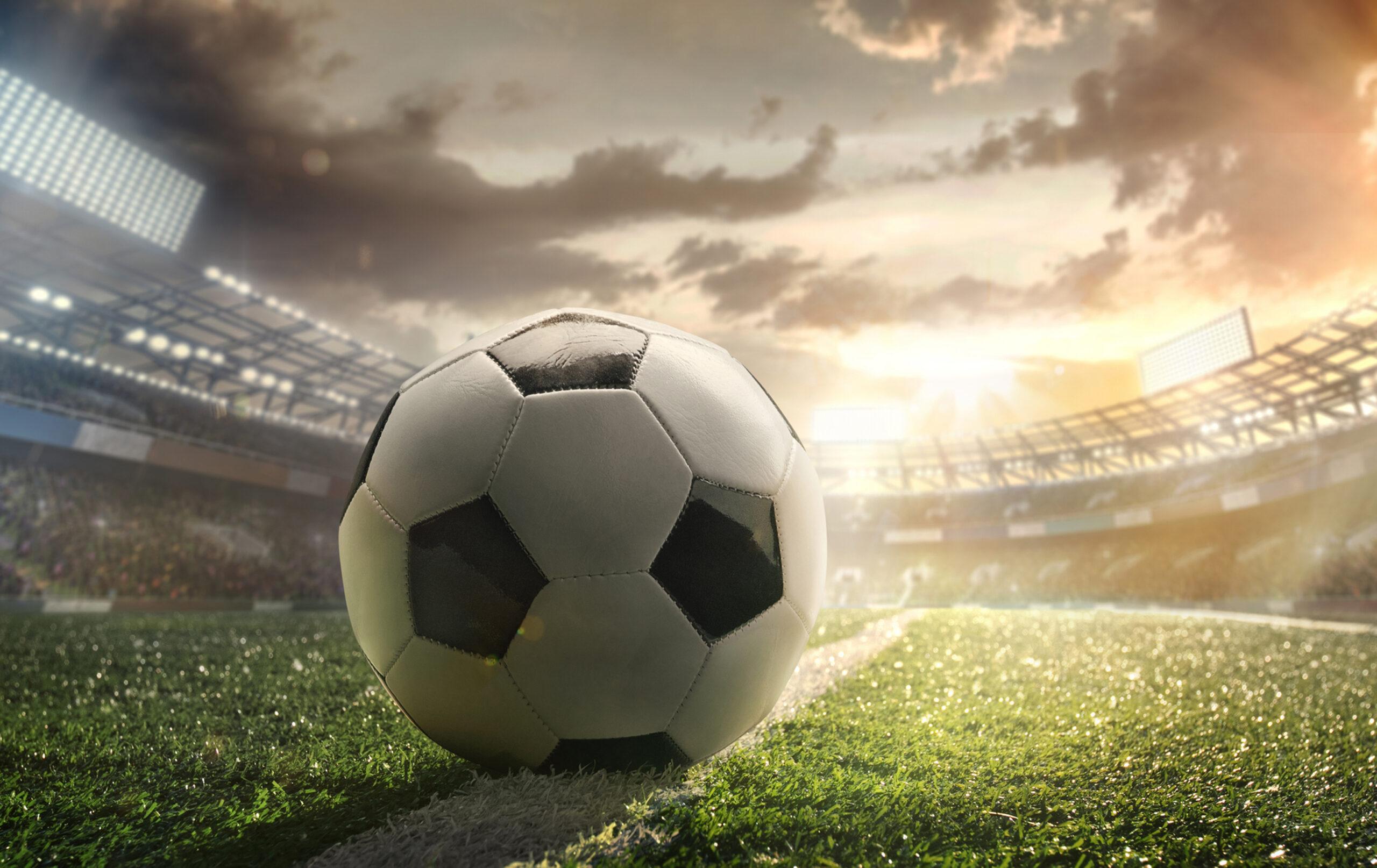 Sport. Soccer. Football